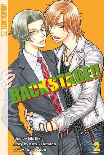 9783842008151: Back Stage!! 02