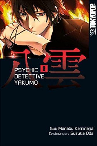 Psychic Detective Yakumo 09: Kaminaga, Manabu; Oda, Suzuka