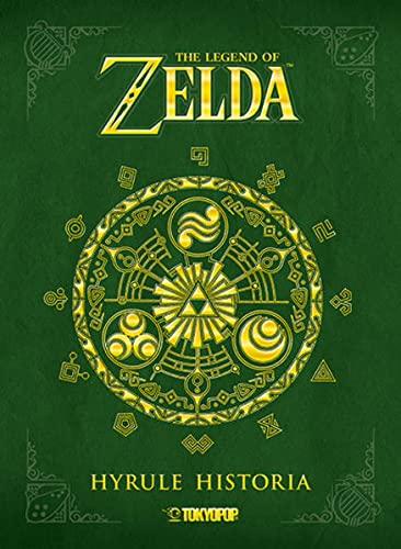9783842008595: The Legend of Zelda - Hyrule Historia