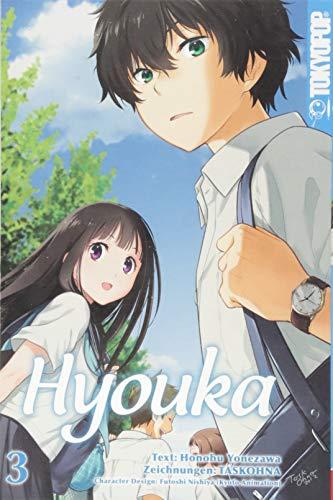 Hyouka 03: Yonezawa, Honobu; Taskohna