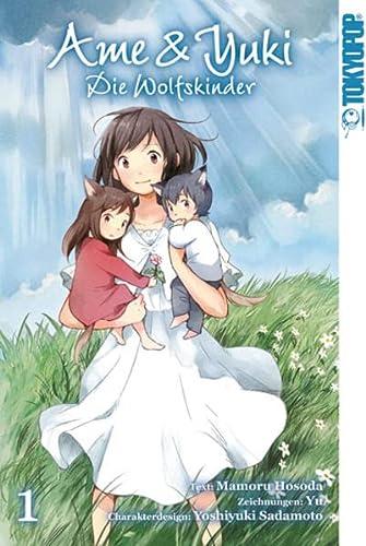 9783842009059: Ame & Yuki - Die Wolfskinder 01