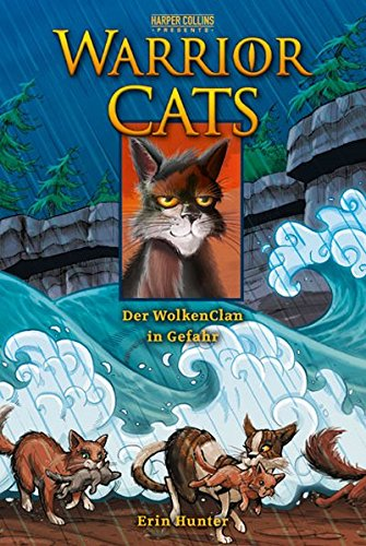 9783842009073: Warrior Cats (3in1) 04
