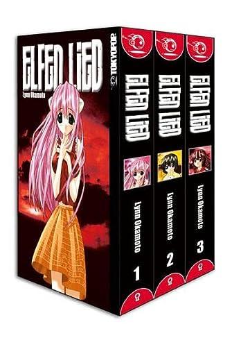 Elfen Lied Box 01: Bände 1-3 in einer Box (Paperback): Lynn Okamoto