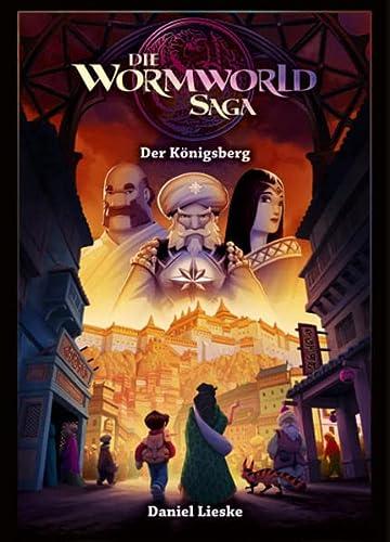 9783842009301: Die Wormworld Saga 03: Der Königsberg