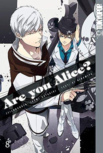 Are you Alice? 08: Ninomiya, Ai; Katagiri, Ikumi