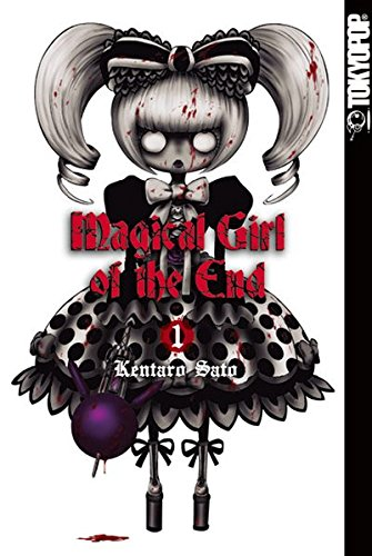 9783842010451: Magical Girl of the End 01
