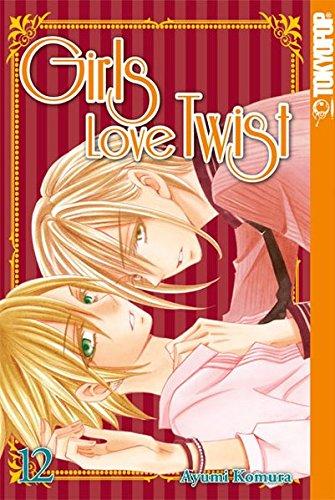 Girls Love Twist 12: Ayumi Komura