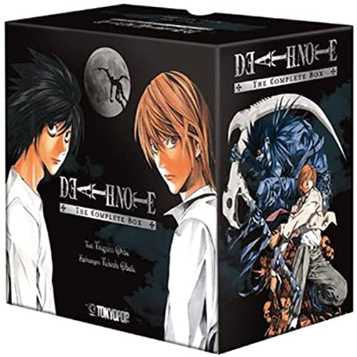 9783842011519: Death Note Complete Box