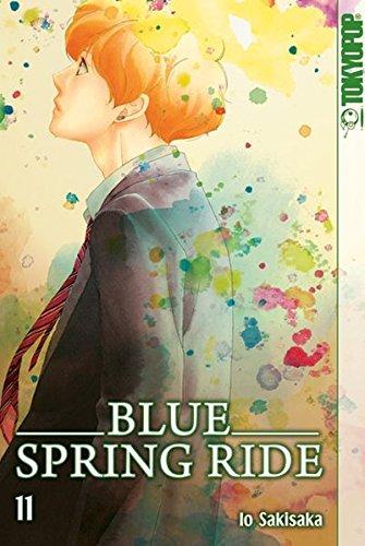 Blue Spring Ride 11: Sakisaka, Io