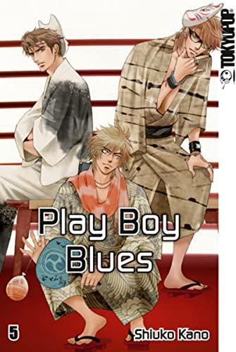 P.B.B. - Play Boy Blues 05: Kano, Shiuko