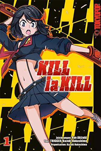 9783842012547: Kill la Kill 01