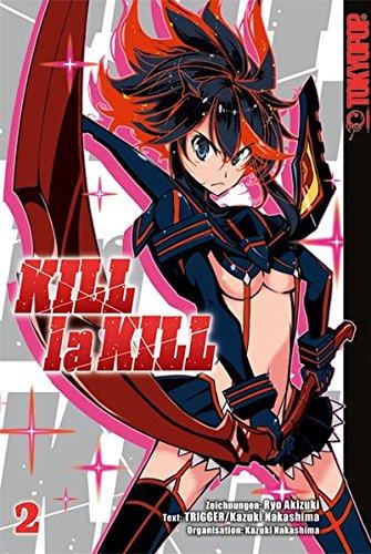 9783842012554: Kill la Kill 02