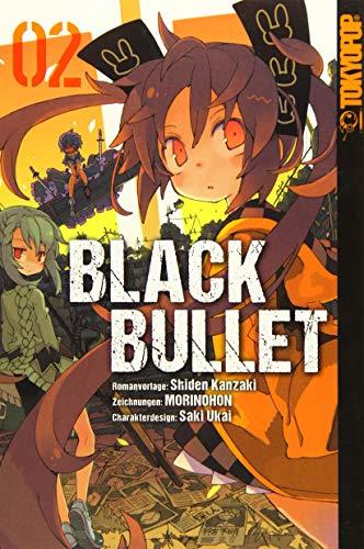 9783842012769: Black Bullet 02
