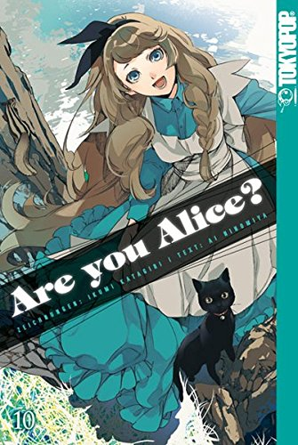 Are you Alice? 10: Ninomiya, Ai; Katagiri, Ikumi
