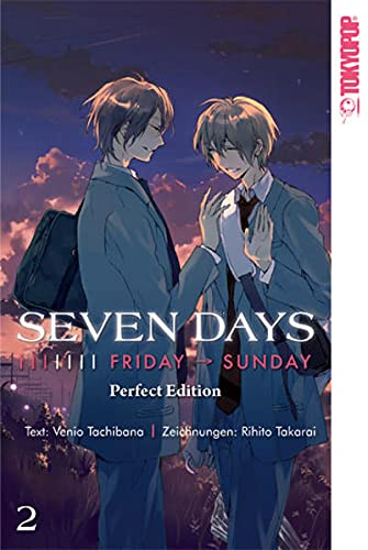 9783842013223: Seven Days Perfect Edition 02
