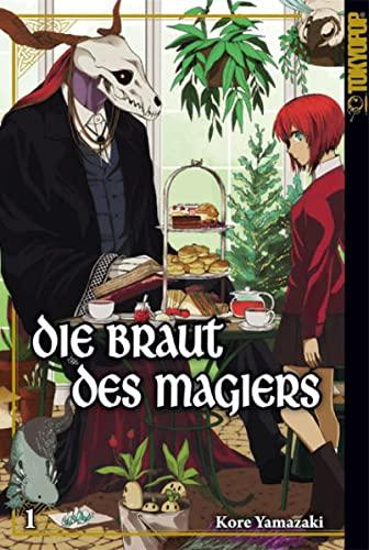 9783842018044: Die Braut des Magiers 01