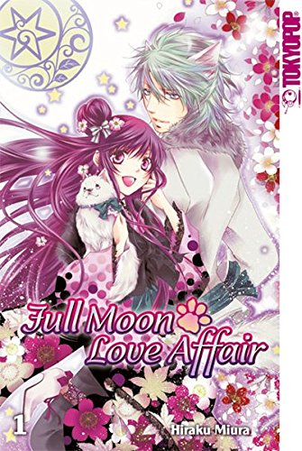 9783842018105: Full Moon Love Affair 01