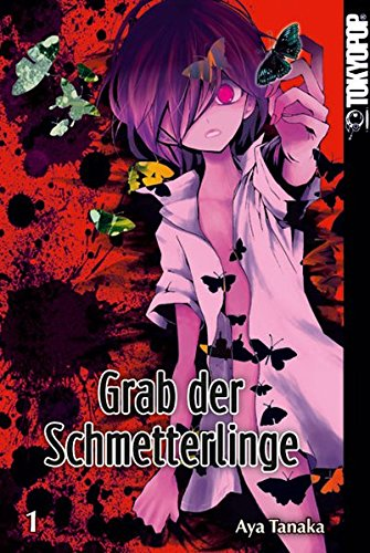 Grab der Schmetterlinge 01: Aya Tanaka