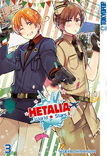9783842027800: Hetalia - World Stars 03