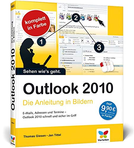 9783842100206: Outlook 2010