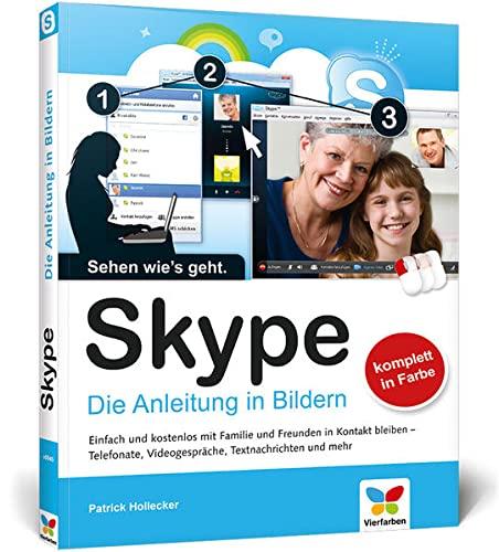 9783842100459: Skype: Die Anleitung in Bildern