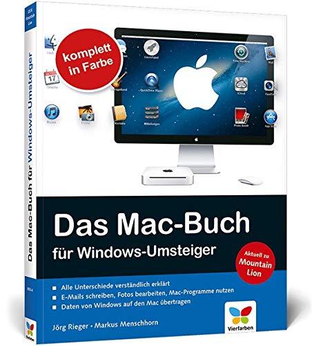 9783842100534: Das Mac-Buch für Windows-Umsteiger