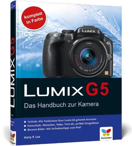 9783842100640: Lumix G5: Das Handbuch zur Kamera