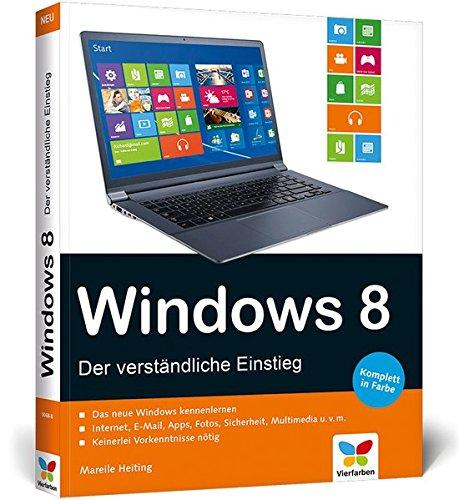 9783842100688: Windows 8: Der verst�ndliche Einstieg