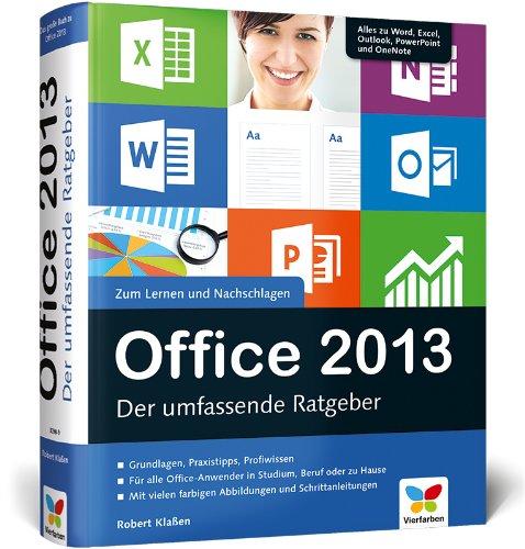 9783842100909: Office 2013: Der umfassende Ratgeber