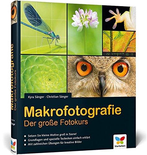9783842101074: Makrofotografie: Der große Fotokurs