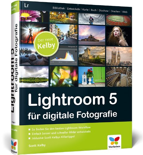 9783842101081: Lightroom 5 für digitale Fotografie