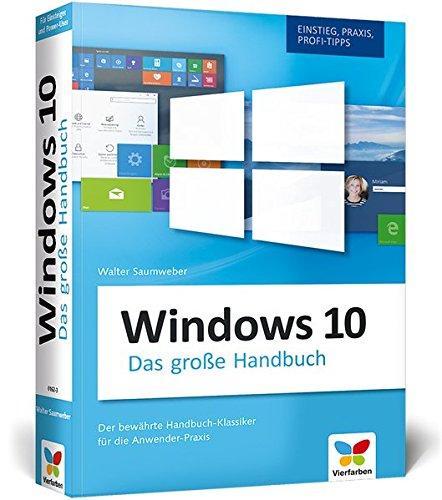 9783842101623: Windows 10: Das Handbuch zur Software