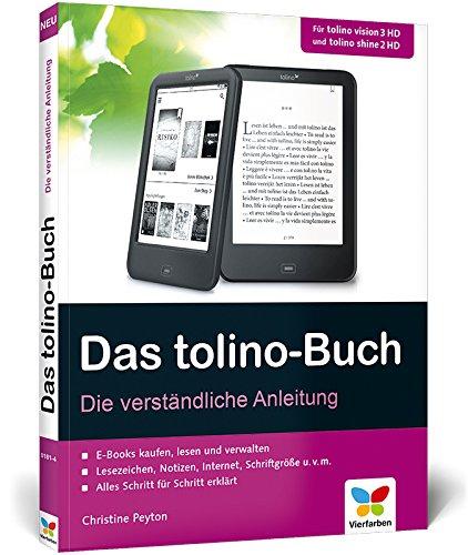 9783842101814: Das tolino-Buch: Die verständliche Anleitung