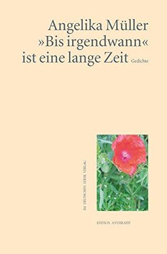 »Bis irgendwann« ist eine lange Zeit: Gedichte: Müller, Angelika