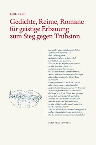 9783842242241: Gedichte, Reime, Romane für geistige Erbauung zum Sieg gegen Trübsinn