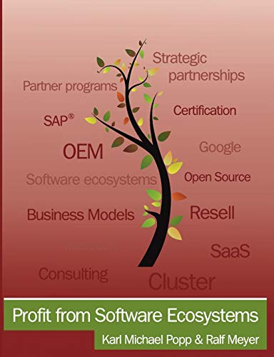 9783842300514: Profit from Software Ecosystems
