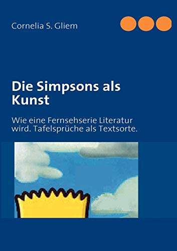 Die Simpsons ALS Kunst: Cornelia S. Gliem