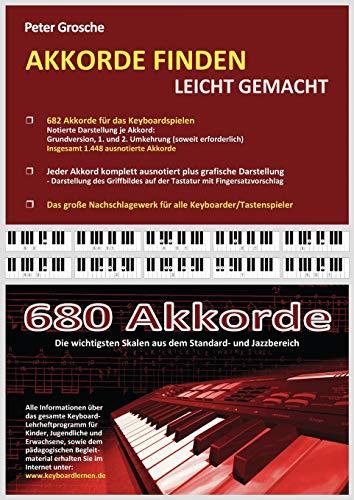 9783842328860: Akkorde finden leicht gemacht (German Edition)