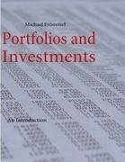 9783842330177: Portfolios and Investments