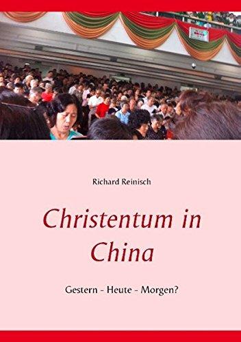 9783842331488: CHRISTENTUM IN CHINA