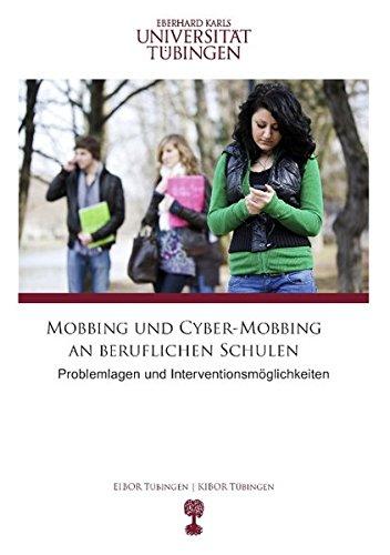 9783842333857: Mobbing und Cyber-Mobbing an beruflichen Schulen: Problemlagen und Interventionsmöglichkeiten