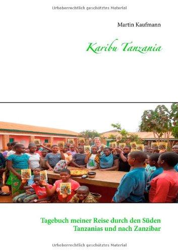 9783842334953: Karibu Tanzania (German Edition)
