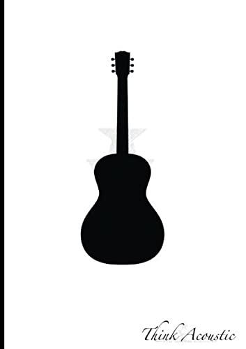 9783842335714: Think Acoustic: Das Gitarrenlehrbuch f�r Akustikgitarre
