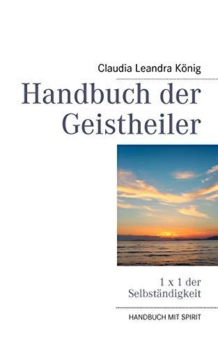 9783842337725: Handbuch der Geistheiler