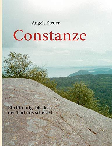 9783842341890: Constanze (German Edition)