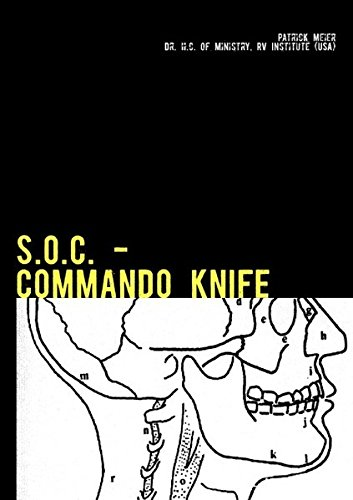 9783842344860: S.O.C. - Commando Knife (German Edition)