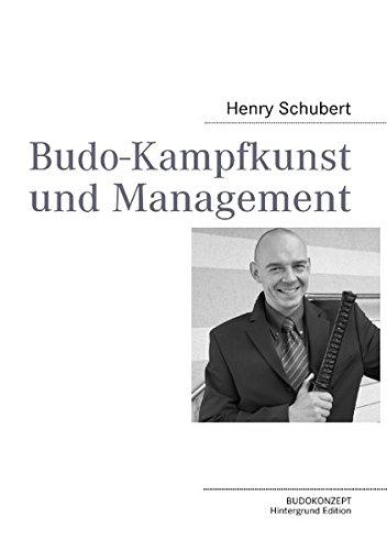 9783842351141: Budo-Kampfkunst und Management