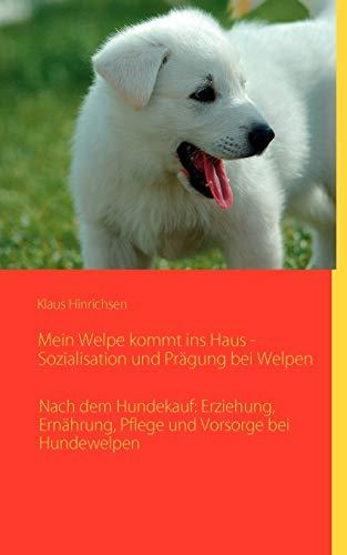 Mein Welpe kommt ins Haus - Sozialisation und Prägung bei Welpen: Hinrichsen, Klaus