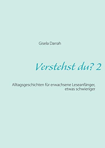 Verstehst du? 2: Darrah, Gisela