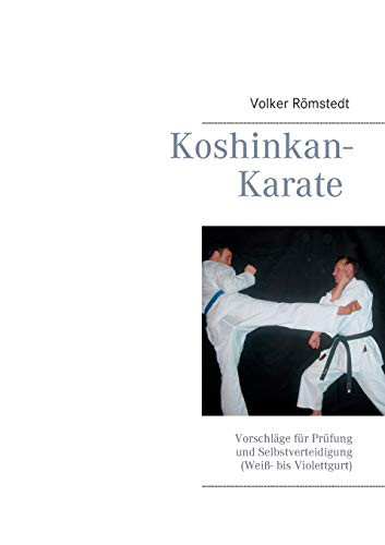 9783842378650: Koshinkan-Karate